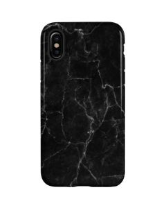 Black Marble iPhone XS Pro Case