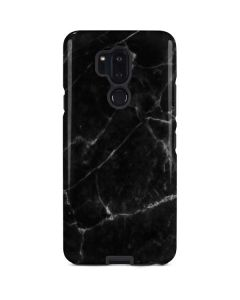 Black Marble LG G7 ThinQ Pro Case