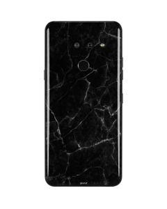 Black Marble LG G8 ThinQ Skin