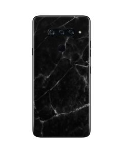 Black Marble LG V40 ThinQ Skin