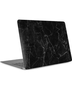 Black Marble Apple MacBook Air Skin