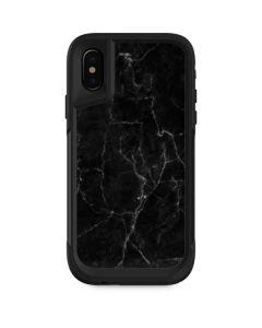 Black Marble Otterbox Pursuit iPhone Skin