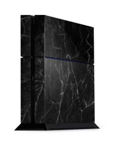 Black Marble PS4 Console Skin