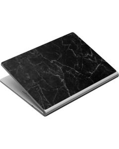 Black Marble Surface Book Skin