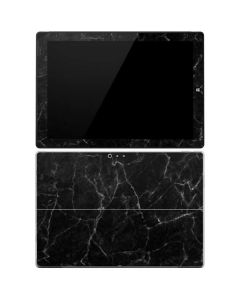 Black Marble Surface Pro 3 Skin