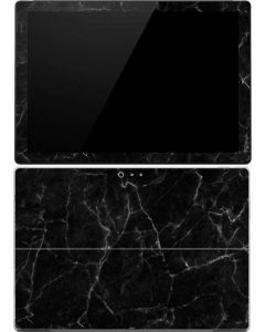 Black Marble Surface Pro 4 Skin