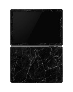 Black Marble Surface Pro 6 Skin