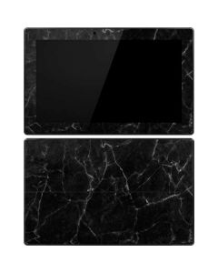 Black Marble Surface Pro Tablet Skin
