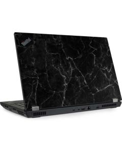 Black Marble Lenovo ThinkPad Skin