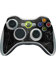 Black Marble Xbox 360 Wireless Controller Skin