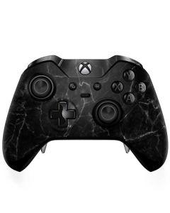 Black Marble Xbox One Elite Controller Skin