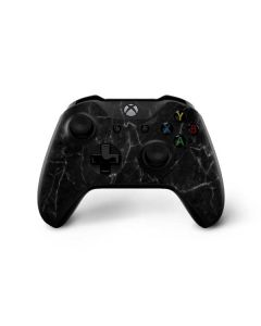 Black Marble Xbox One X Controller Skin