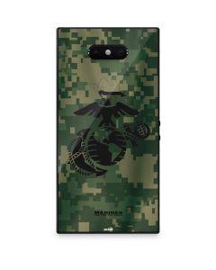 Black Marine Earth Eagle Razer Phone 2 Skin