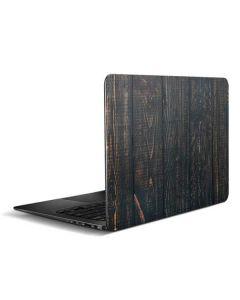 Black Painted Wood Zenbook UX305FA 13.3in Skin