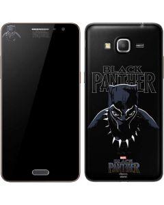 Black Panther Galaxy Grand Prime Skin