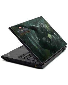 Black Panther In Action Lenovo T420 Skin