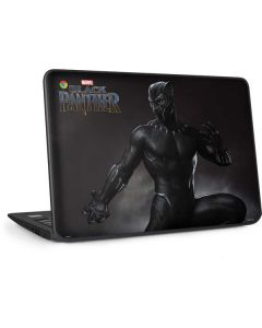 Black Panther Ready For Battle HP Chromebook Skin