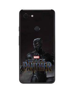 Black Panther Ready For Battle Google Pixel 3 XL Skin