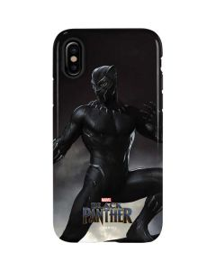 Black Panther Ready For Battle iPhone XS Max Pro Case