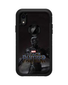 Black Panther Ready For Battle Otterbox Defender iPhone Skin