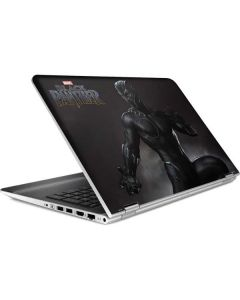 Black Panther Ready For Battle HP Pavilion Skin