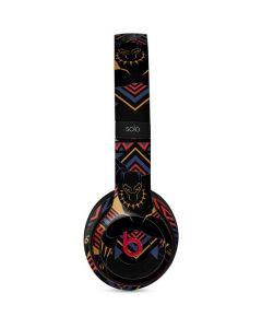 Black Panther Tribal Print Beats Solo 2 Wireless Skin