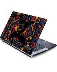 Black Panther Tribal Print Generic Laptop Skin