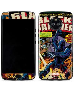 Black Panther vs Six Million Year Man Moto X4 Skin