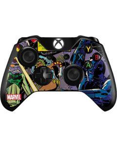 Black Panther vs Six Million Year Man Xbox One Controller Skin
