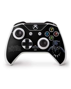 Black Panther Xbox One S Controller Skin