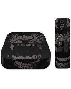 Black Tiger Apple TV Skin