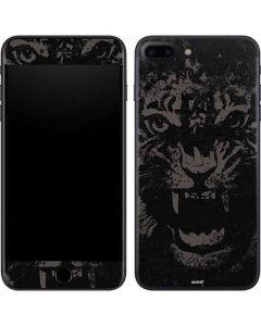 Black Tiger iPhone 7 Plus Skin