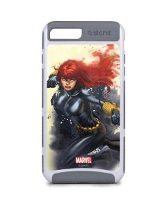 Black Widow in Action iPhone 8 Plus Cargo Case
