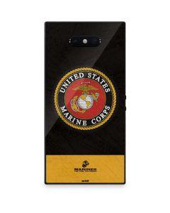Black Yellow US Marine Corps Razer Phone 2 Skin