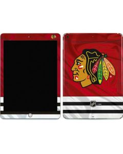 Blackhawks Red Stripes Apple iPad Skin