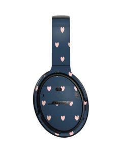 Blue and Pink Hearts Bose QuietComfort 35 Headphones Skin