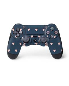 Blue and Pink Hearts PS4 Pro/Slim Controller Skin