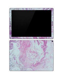 Blue and Purple Marble Google Pixel Slate Skin