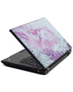 Blue and Purple Marble Lenovo T420 Skin