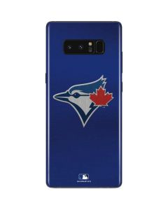 Blue Jays Embroidery Galaxy Note 8 Skin