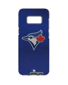 Blue Jays Embroidery Galaxy S8 Pro Case