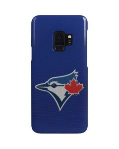Blue Jays Embroidery Galaxy S9 Lite Case