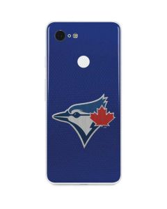 Blue Jays Embroidery Google Pixel 3 Skin