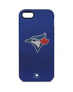 Blue Jays Embroidery iPhone 5/5s/SE Pro Case