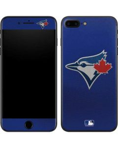 Blue Jays Embroidery iPhone 8 Plus Skin