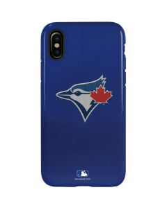 Blue Jays Embroidery iPhone X Pro Case