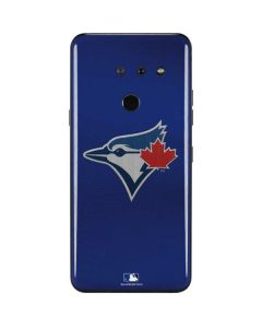 Blue Jays Embroidery LG G8 ThinQ Skin