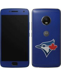 Blue Jays Embroidery Moto G5 Plus Skin