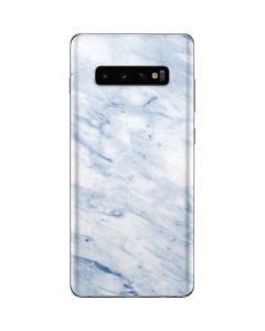 Blue Marble Galaxy S10 Plus Skin