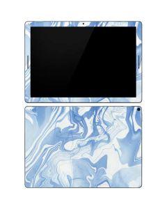 Blue Marbling Google Pixel Slate Skin